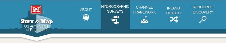 Galveston District > Missions > Navigation > HydrographicSurveys